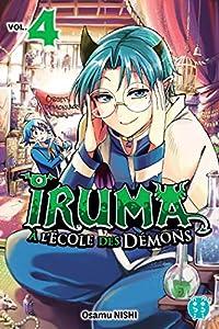 Iruma à l'école des démons Edition simple Tome 4