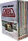 Star Wars Jedi Academy 5 Books Collection Set (Star Wars Jedi Academy, Return of the Padawan, The Phantom Bully, A New Class, The Force Oversleeps)