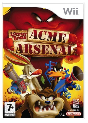 Looney Tunes: Acme Arsenal (Wii) by Warner Bros. Interactive