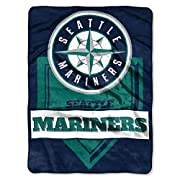 "Comfy Plush fabric Throw perfect for Stadium, home or dorm Large MLB team Sublimated graphics on the front Material: 100% polyester machine wash cold, Do not iron Measures: 60""W"" x 80""L Perfect gift for that high school, college or MLB fan"