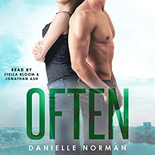 Often     Iron Orchids, Book 4              Written by:                                                                                                                                 Danielle Norman                               Narrated by:                                                                                                                                 Stella Bloom,                                                                                        Jonathan Ash                      Length: 5 hrs and 55 mins     Not rated yet     Overall 0.0