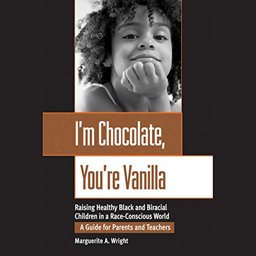 I'm Chocolate, You're Vanilla audiobook cover art