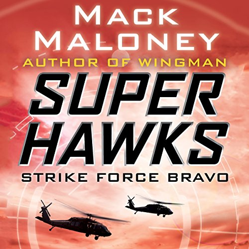 Strike Force Bravo audiobook cover art