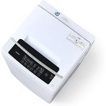 アイリスオーヤマ 洗濯機 6.0kg 全自動洗濯機 IAW-T602E