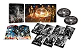 【Amazon.co.jp限定】ジャスティス・リーグ:ザック・スナイダーカット スチールブック仕様 <4K ULTRA HD> (3,000セット限定/2枚組/日本限定ジム・リー作画コミックブック&オリジナルポストカードセット付)(ミニポスター付き)[4K ULTRA HD] [Blu-ray]