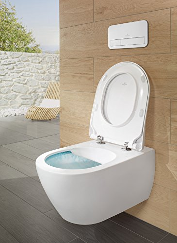 Villeroy & Boch Subway 2.0 WC-Kombi-Pack mit Ceramic+ - 7