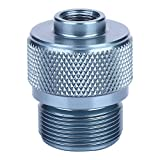 <span class='highlight'>Gas</span> Canister Adapter, Convertor Valve Flat Canister to 1L MAPP <span class='highlight'>Gas</span> Tank Adaptor for Camping <span class='highlight'>BBQ</span> Grill