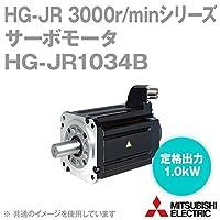 三菱電機 HG-JR1034B サーボモータ HG-JR 3000r/minシリーズ 400Vクラス 電磁ブレーキ付 (低慣性・中容量) (定格出力容量 1.0kW) NN