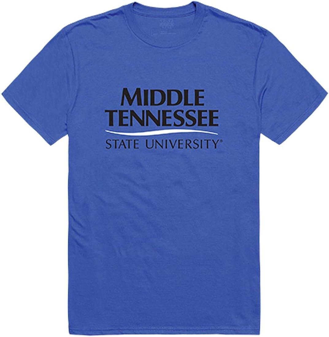 MTSU [並行輸入品] Middle Tennessee State NCAA Men's 爆安プライス University Institutional