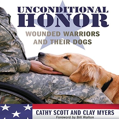 Unconditional Honor audiobook cover art
