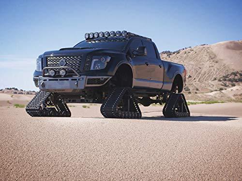 Titan auf Rädern
