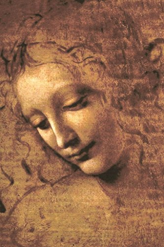 Leonardo Da Vinci Head of A Woman La Scapigliata High Renaissance Cool Wall Decor Art Print Poster 12x18