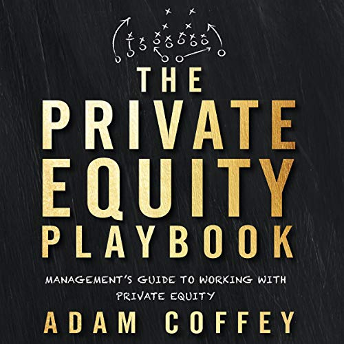 The Private Equity Playbook cover art