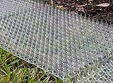 Cat Repellent Outdoor Scat Mat: Pet Deterrent Mats for Cats, Dogs, Pests - Indoor / Outdoo...