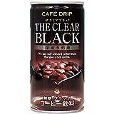 神戸居留地 ザ・クリアブラック 缶 185mlx30本