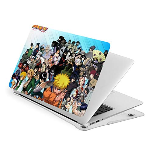 Popular Anime Naruto Characters MacBook Pro 13 Inch Case 2019 2018 2017 2016 Release A2159 A1989 A1706 A1708, Laptop Cover Protective Case Compatible for MacBook Pro 13 Inch