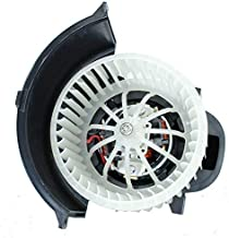 Front Heater Blower Motor with Fan Cage for Audi Q7 Volkswagen Vw Touareg Porsche Cayenne