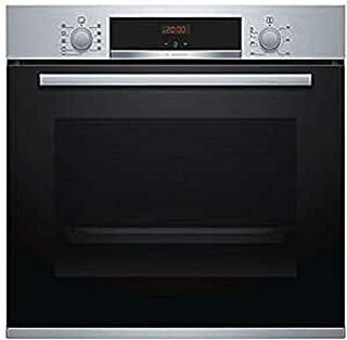 comprar comparacion Bosch Serie 4 HBA512ER0 - Horno (Medio, Horno eléctrico, 71 L, 3400 W, 71 L, Acero inoxidable)