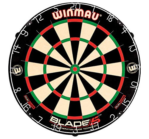 Winmau Winmau wmb0006 Blade 5 Dartboard Bild