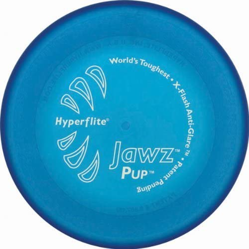 Fort Worth Mall Hyperflite K-10 Pup Jawz 70% OFF Outlet Dog Blueberry Disc