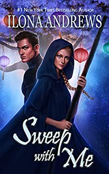 Sweep with Me by Ilona Andrews science fiction and fantasy book and audiobook reviews