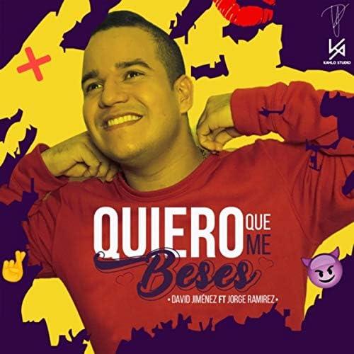 David Jiménez feat. Jorge Ramírez
