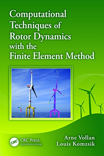 Computational Techniques of Rotor Dynamics with the Finite Element Method (English Edition)