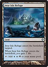 Magic: the Gathering - Jwar Isle Refuge (308/356) - Commander 2013