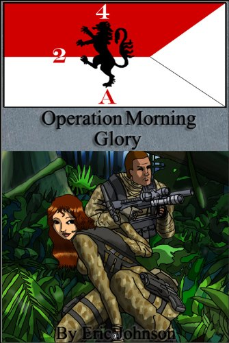 2/4 Cavalry Book 6: Operation Morning Glory (Military Scifi)