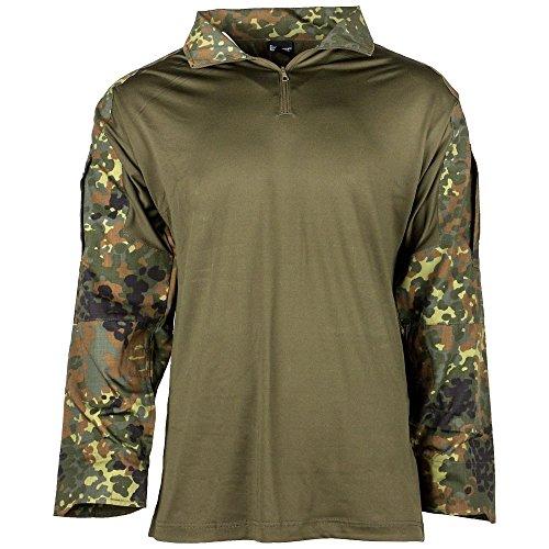 Mil-Tec Combat Hemd Flecktarn Größe M