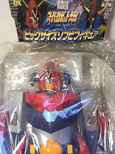 Torutoru catcher DX Super Robot Wars big Größe Soft Vinyl Figure Combattler V