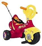 INJUSA - Triciclo para niños, diseño de Dora la Exploradora, Color Rojo y...