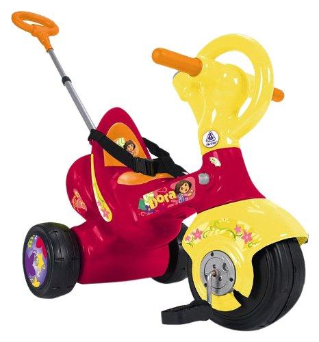 INJUSA - Triciclo para niños, diseño de Dora la Exploradora