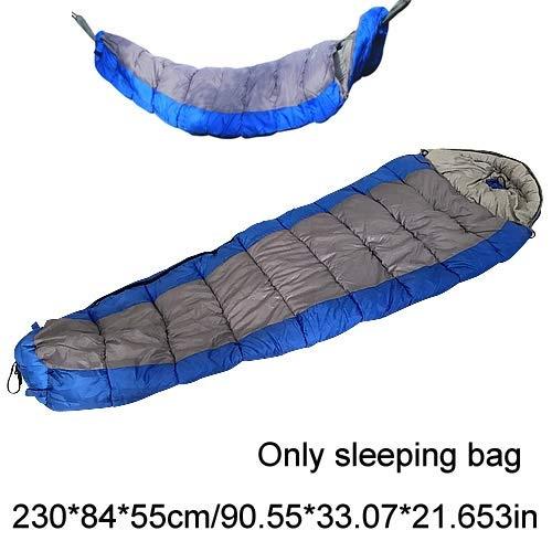 Huabei2 Hamacs Jardin Sport extérieur Hamacs Meilleures Ventes Camping Portable Double La Siesta Hamac Underquilt Nylon Hammock alèse Sac de Couchage HBDZ (Color : 05 Sleeping Bag)