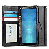 J&D Case Compatible for ASUS ZenFone Max Pro Case, Wallet