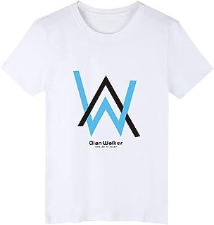 Pandolah メンズ カップルウェア シャツ Tシャツ Alan Walker アラン・ ウォーカー Faded スタイル 半袖