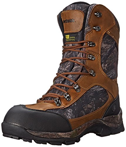 Northside Men's Prowler 400 Hunting Boot, Tan Camo, 10 M US
