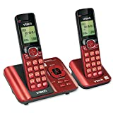 VTech CS6529-26 DECT 6.0 Phone Answering System with Caller ID/Call Waiting, 2 Cordless