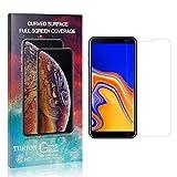 THRION 4 Stück Panzerglas Folie Schutzfolie für Galaxy J4 Core, HD Anti-Kratzen Bildschirmschutzfolie für Samsung Galaxy J4 Core