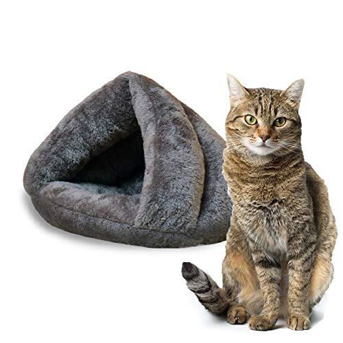 Luxe kattentoilet voor katten, kattenoilet, kattentoilet, kattentoilet voor gattigray-L
