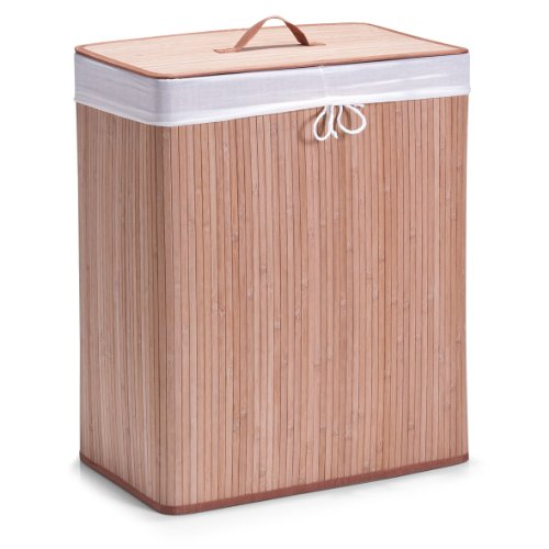 Caja de almacenaje Storage, MDF/Madera, Natural, 33x 23x 20cm