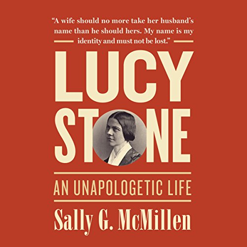 Lucy Stone audiobook cover art