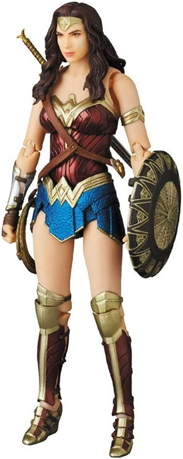 Wonder Woman Character Model  Hero Character Model  Super Hero Action Character ModelHigh About 5.9in