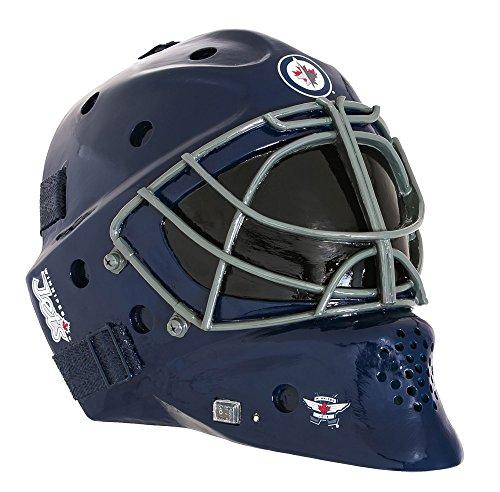 Landscape Melodies Helmet NHL Team: Winnipeg Jets