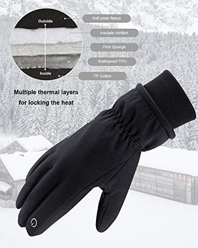 coskefy Winterhandschuhe (Touchscreen)