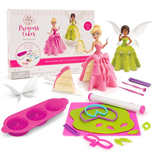 Real Cooking Ultimate Princess Baking Set with 50+ pieces Now $14.50 (Was $49.99)