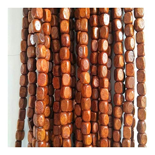 WERTYU Beaded Curtain Woods Door Curtains Divider space cutter Hanging Strings Closet Doorway panel Greenhouse Home Outdoor Decoration Pastoral Style-90x180cm(2.95x5.9ft)