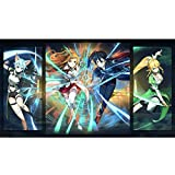 YYXXL Puzzle, Sword Art Online 300/500/1000 Pieza for Juguetes for niños Regalo de cumpleaños Pegatinas Rompecabezas PWXX (Color : A, Size : 1000PC)