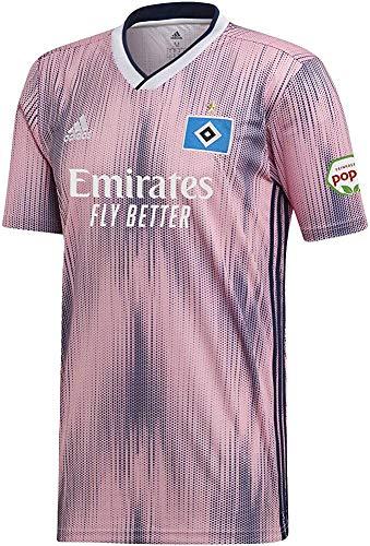 adidas Hamburger SV Trikot Away 2019/2020 Rosa