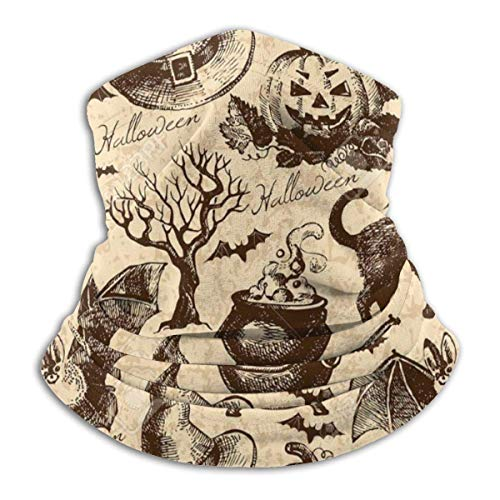 Not applicable Nackenwärmer Sturmhauben Happy Halloween Crazy Party Winddichte Maske Bandana Multifunktionale Kopftuch Free Uv Face Mask